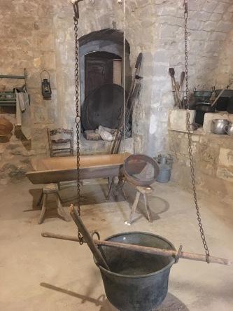 Ancient bread making tools