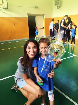 Sofia's nursery school graduation!