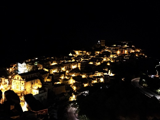 A picture of Ragusa Ibla from the very top! The picture doesn't do it justice.