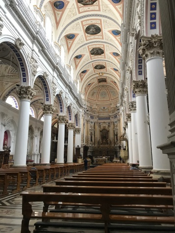 Inside of San Pietro!