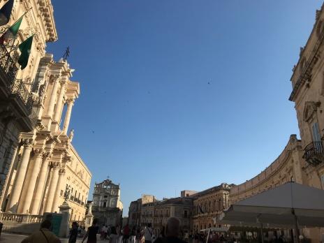 Piazza Duomo!