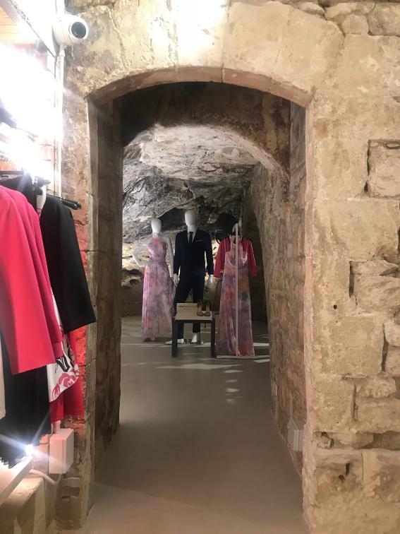 A super fun store in Modica.